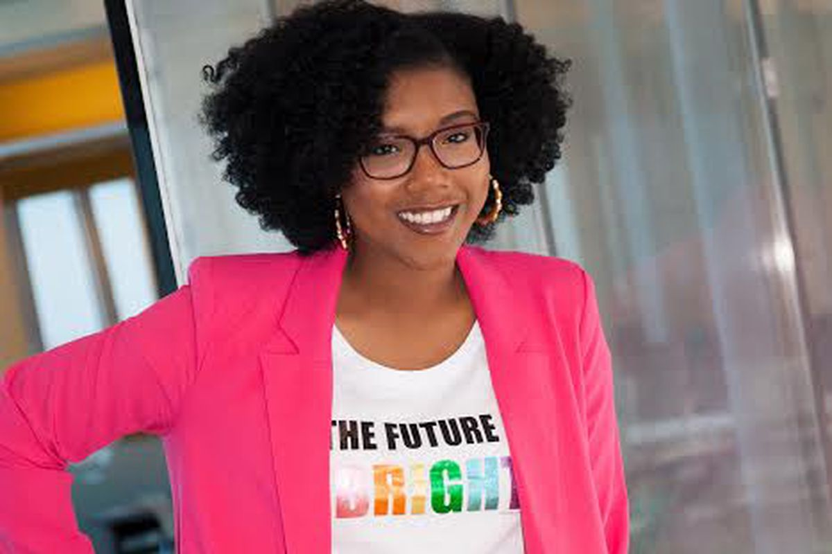 Millennial who went from foster care to Ph.d. honored for work helping foster youth graduate
