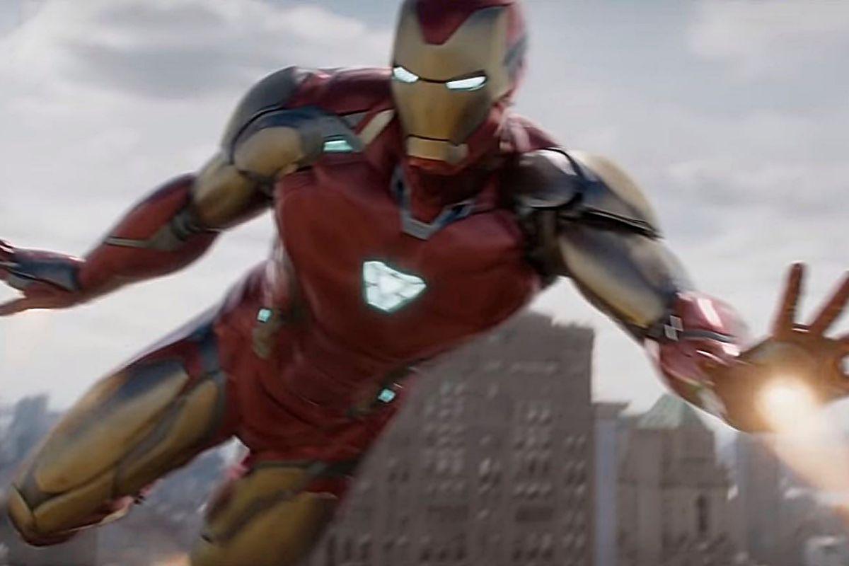 540 Gambar Iron Man Avengers Endgame HD