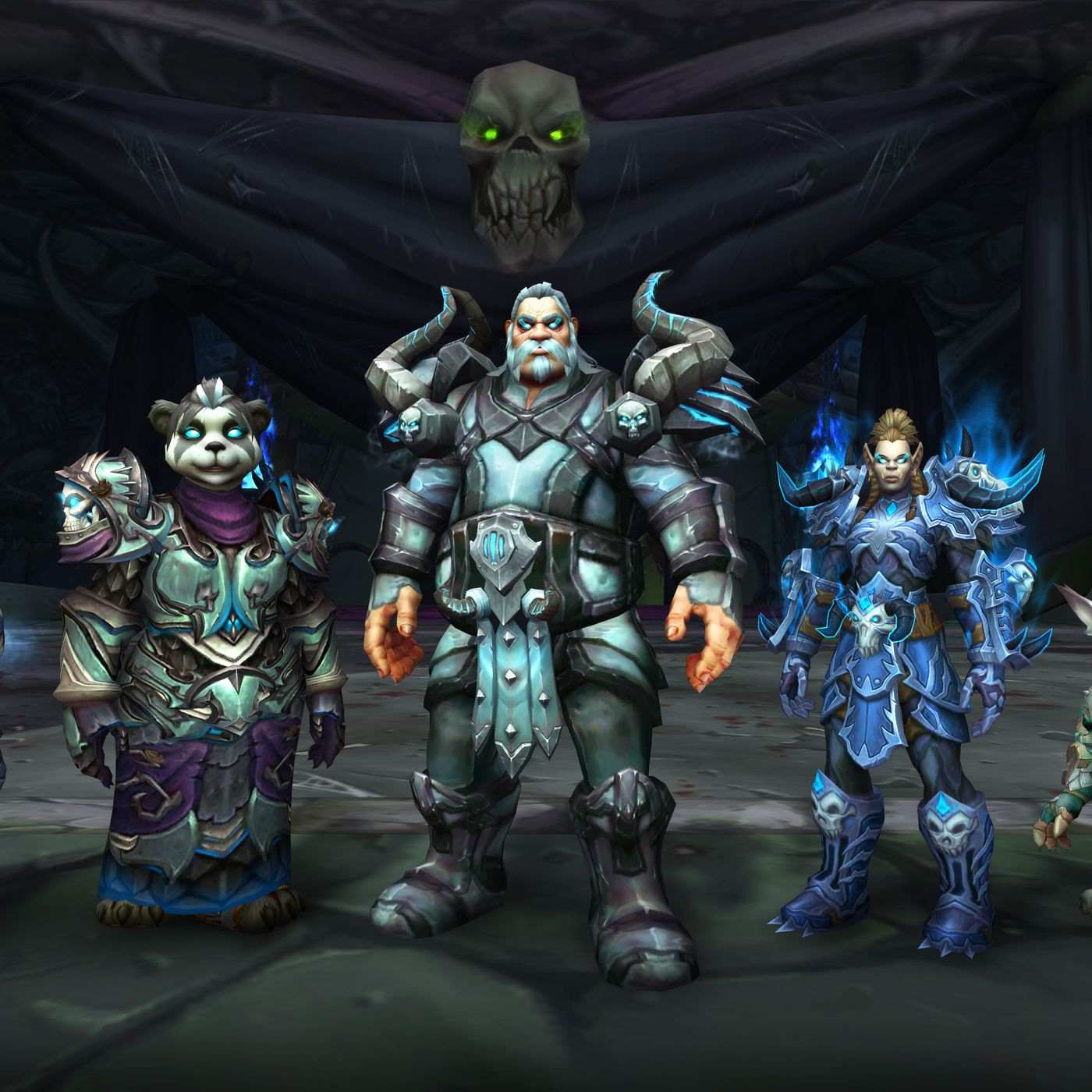 World Of Warcraft Shadowlands Is Re Adding Famous Abilities Polygon