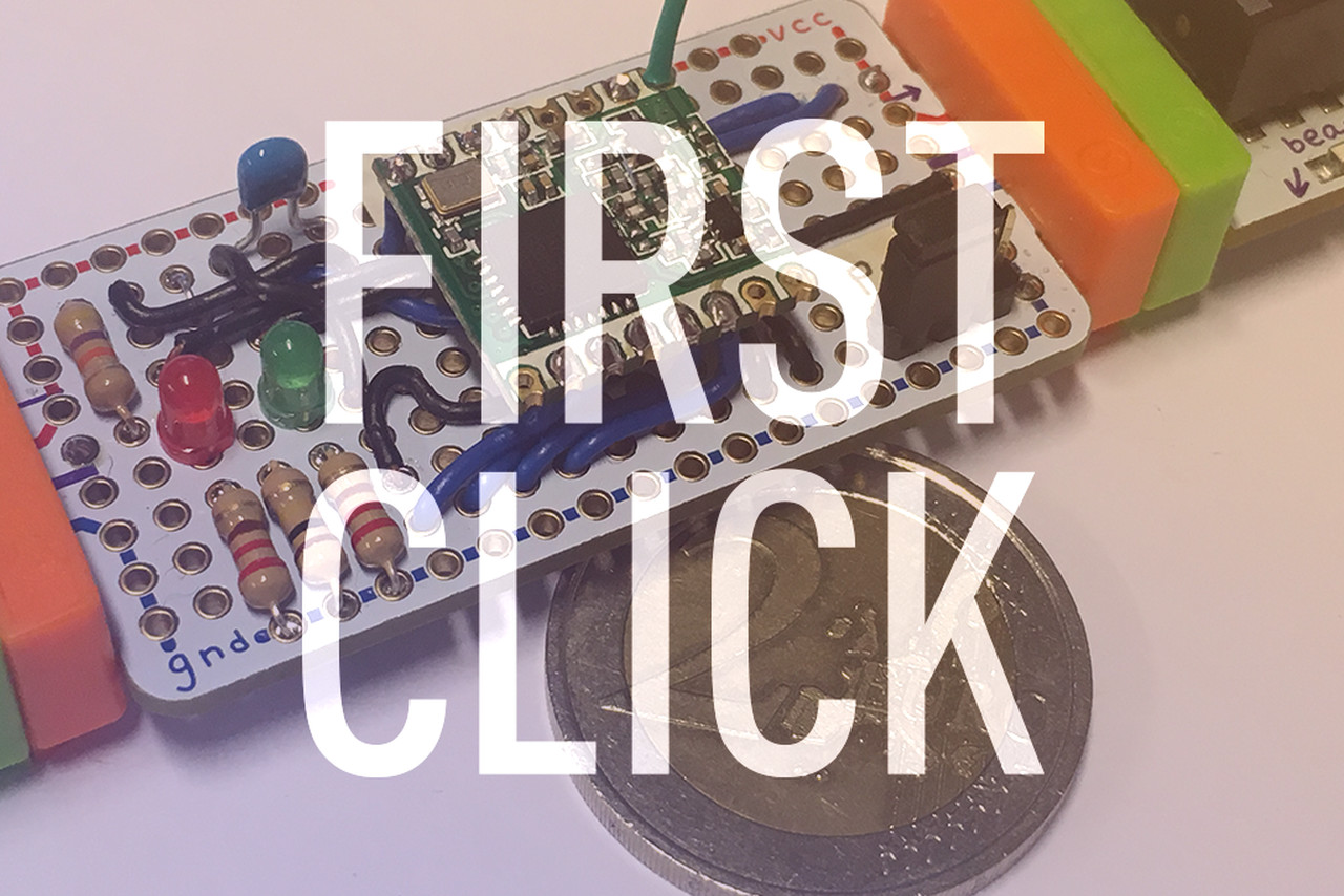 First Click: This $1 chip will connect your things to the