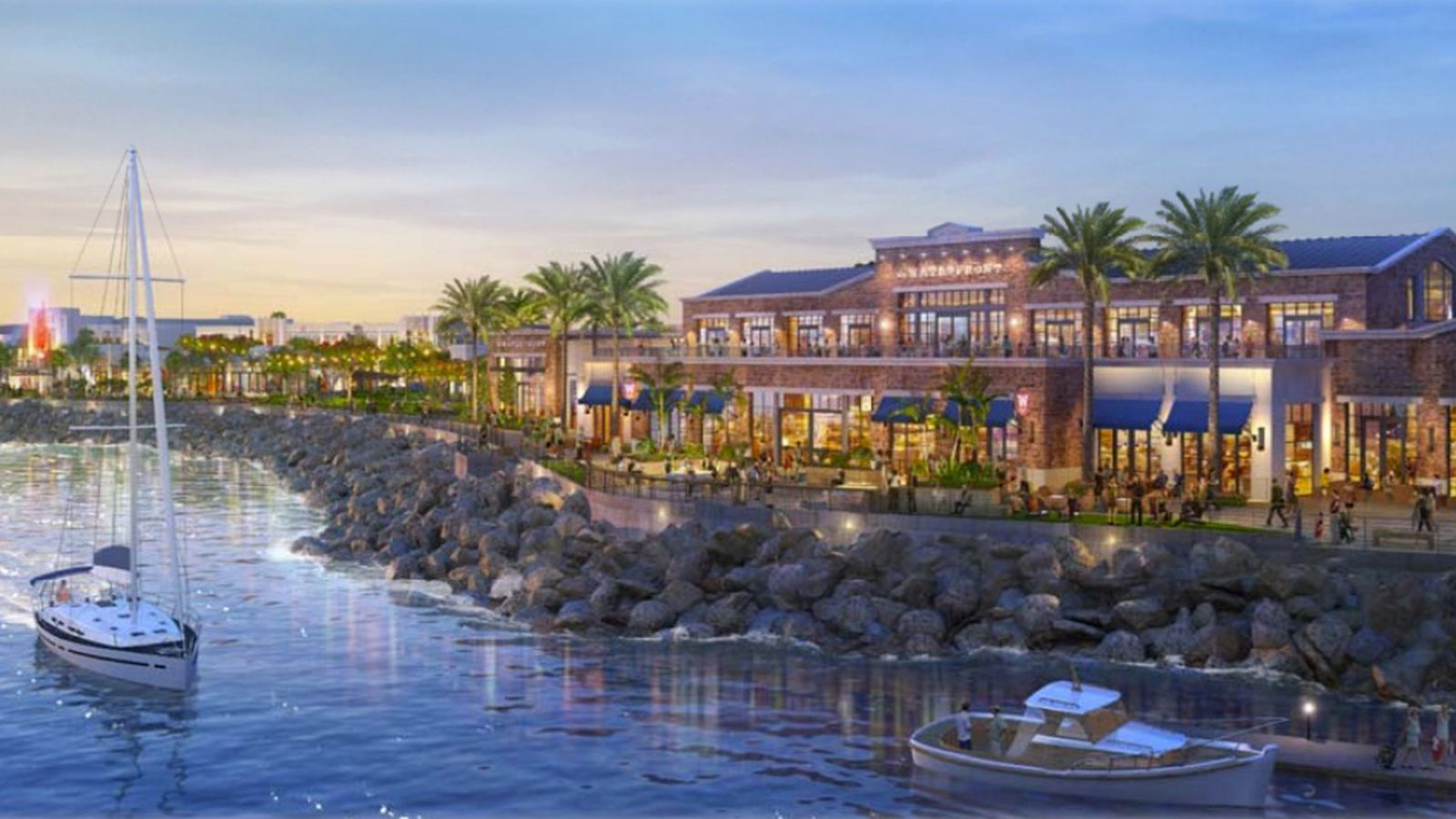 Redondo beach waterfront could get a huge makeover curbed la for Redondo beach fishing report