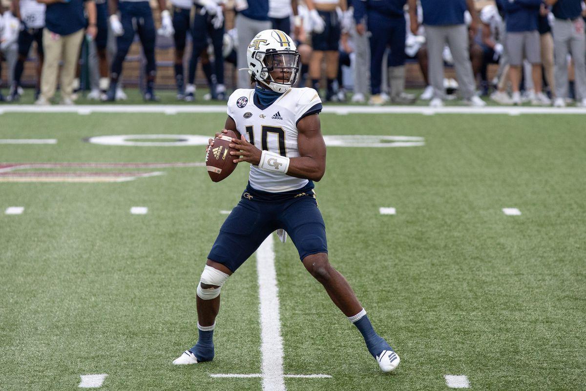 NCAA Football: Georgia Tech at Boston College