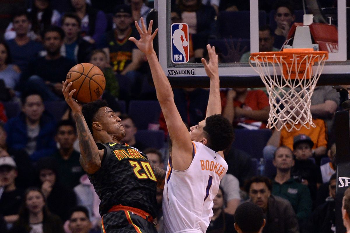 bc2ac7ee3 Game Thread  Atlanta Hawks vs. Phoenix Suns - Peachtree Hoops