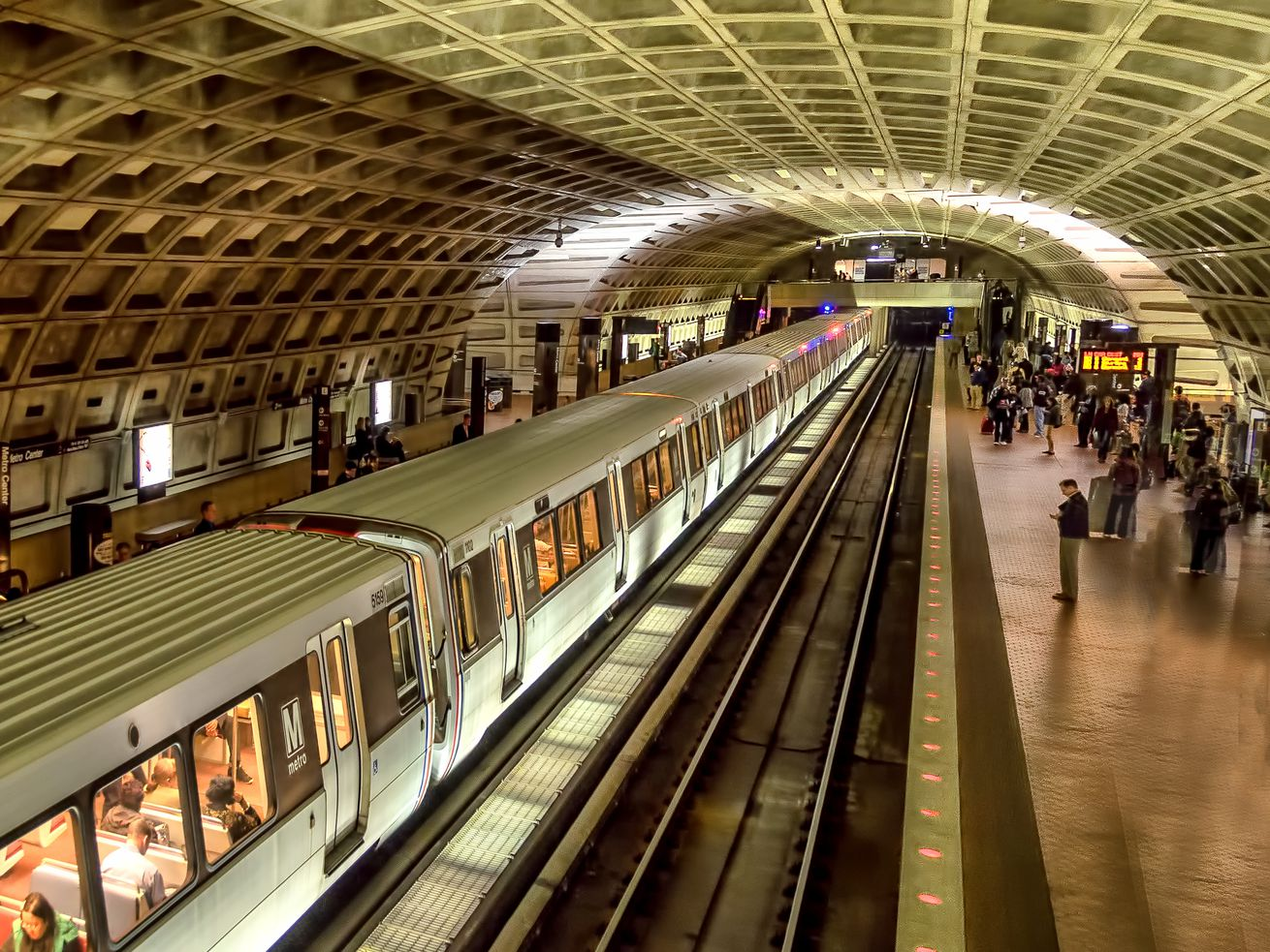 8 most beautiful subway stations in the U.S.