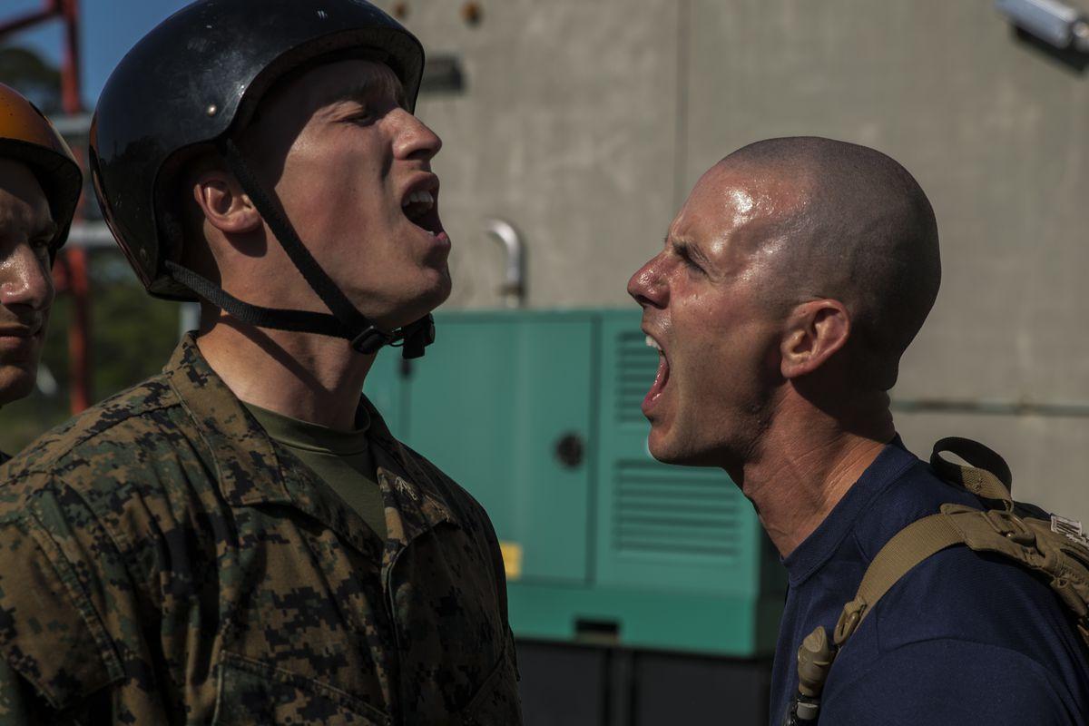 Marine Drill Instructor