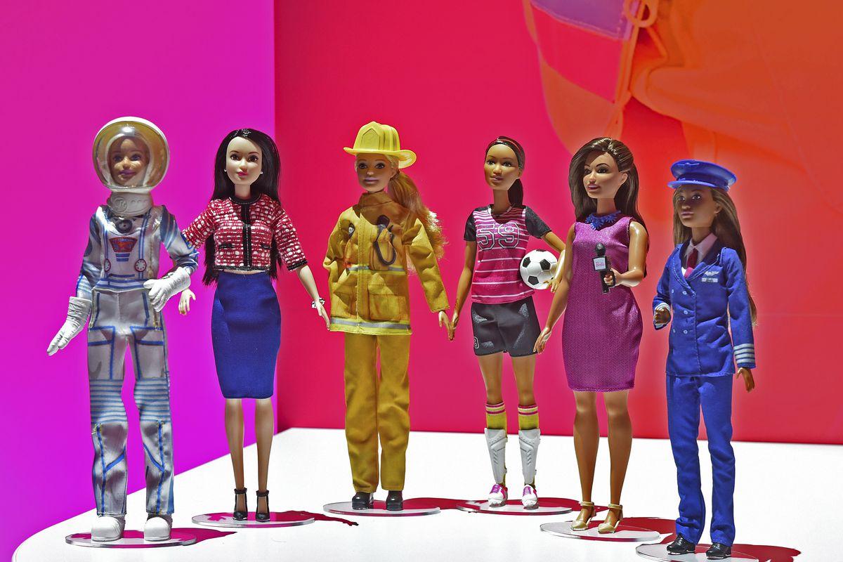 Barbie Creator Mattel To Release New Line Of Gender Neutral Dolls Deseret News