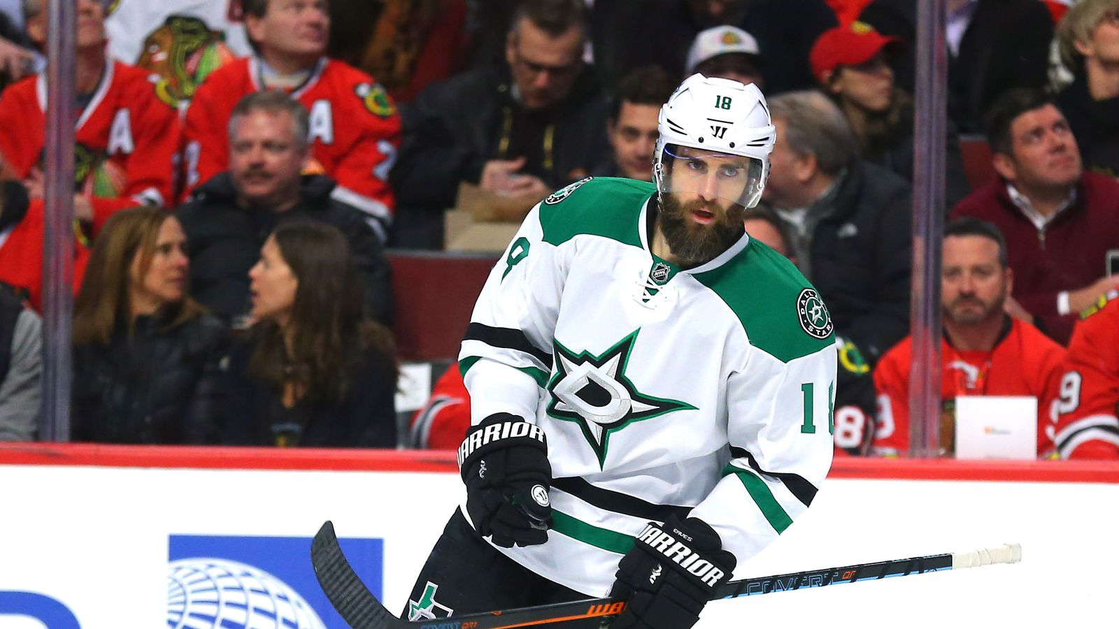 Eagles in the Pros, 2/8 to 2/14: Patrick Eaves Scores His Second Career Hat Trick - BC Interruption
