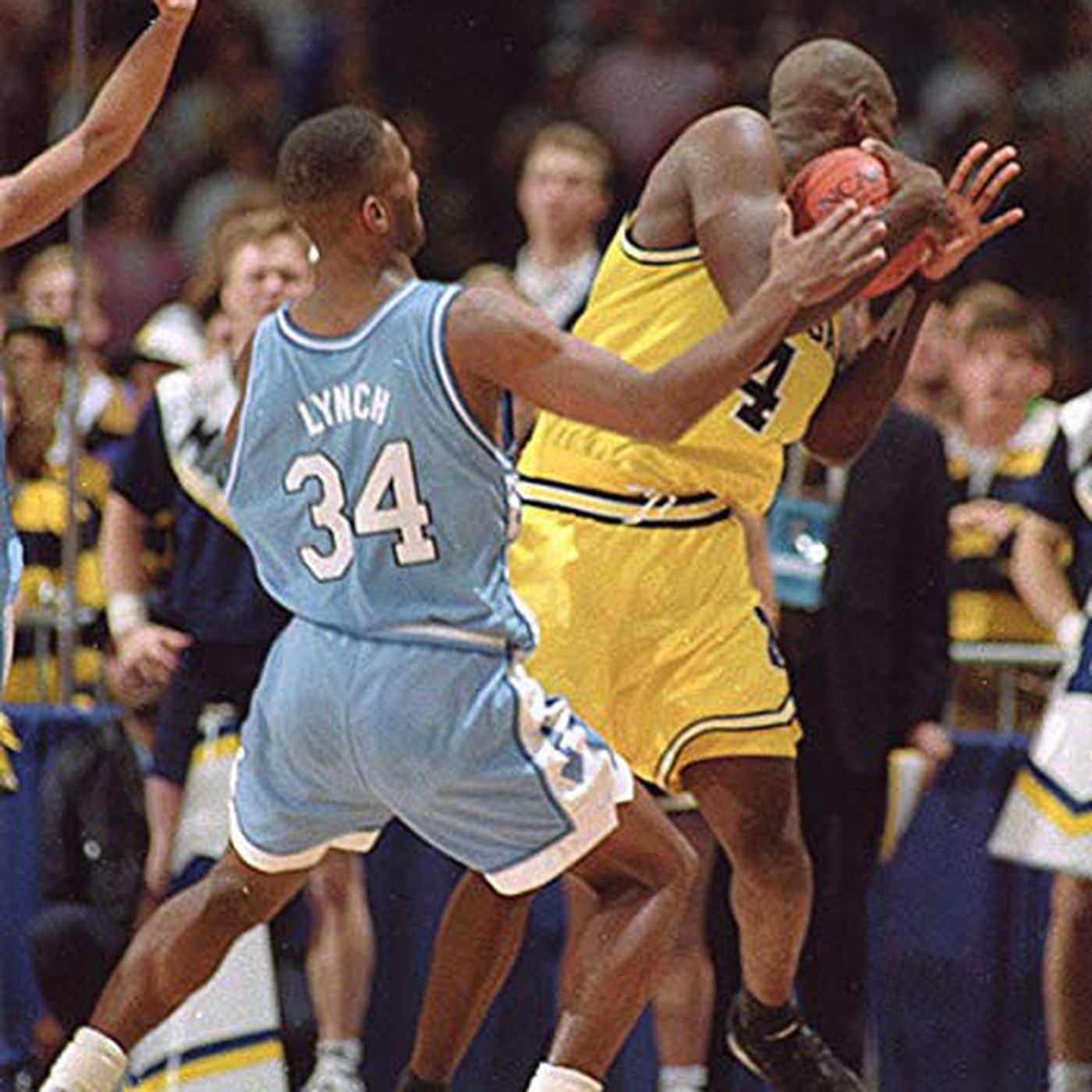 The 25 Greatest Games in UNC Basketball History: #4 - The 1993 ...