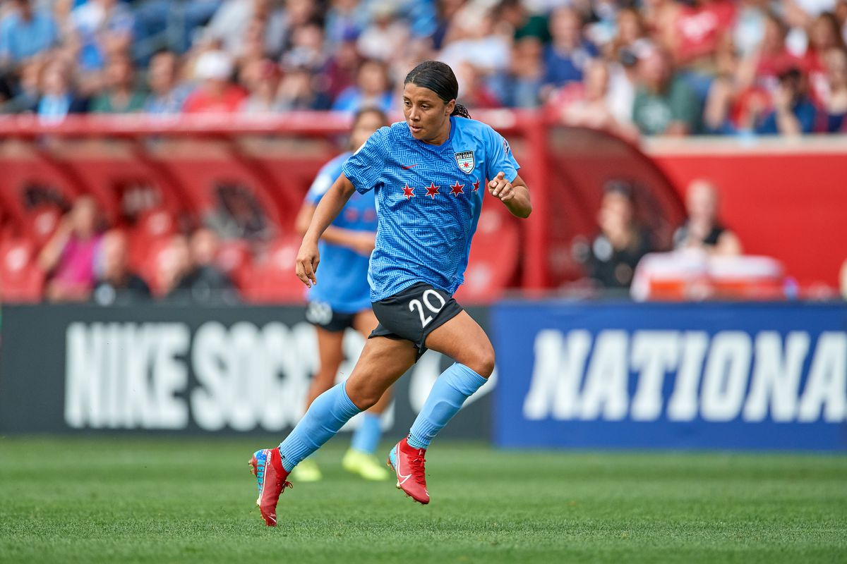 SOCCER: JUL 21 NWSL - NC Courage at Chicago Red Stars