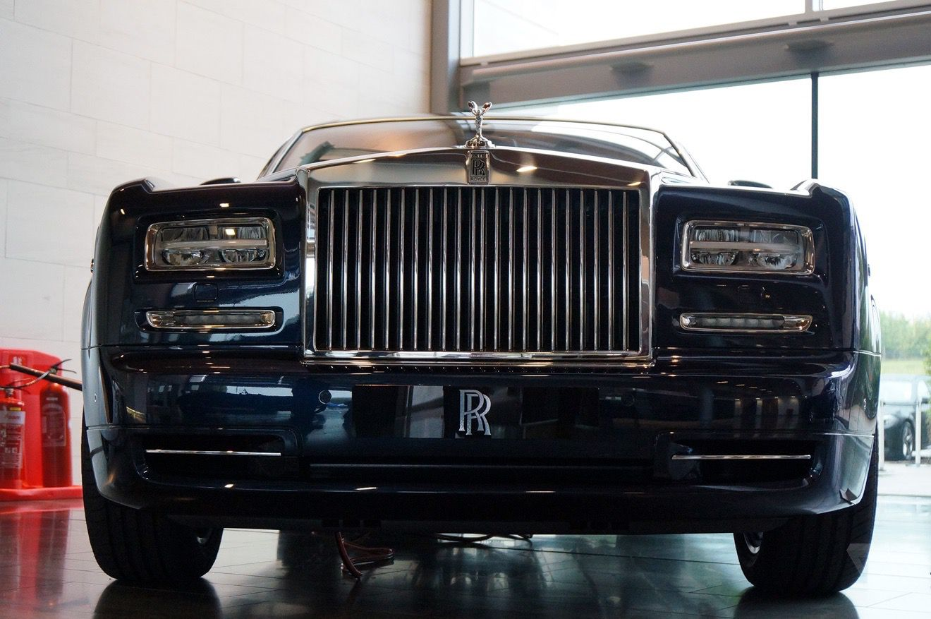 Inside Rolls Royce The Luxury Maker The Verge