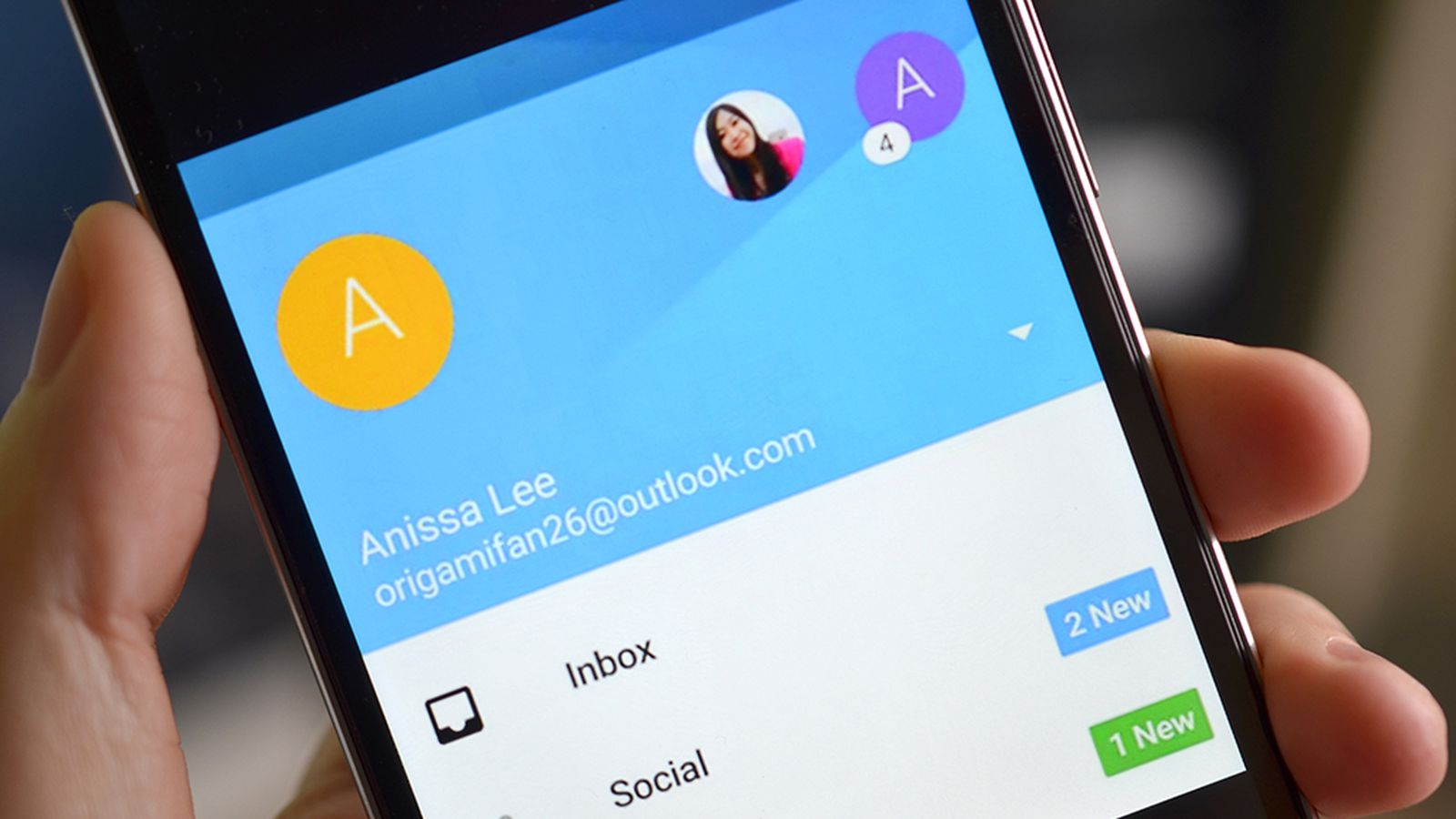 Gmail bmw theme - Google S Redesigned Gmail App Supports Yahoo And Outlook Accounts The Verge