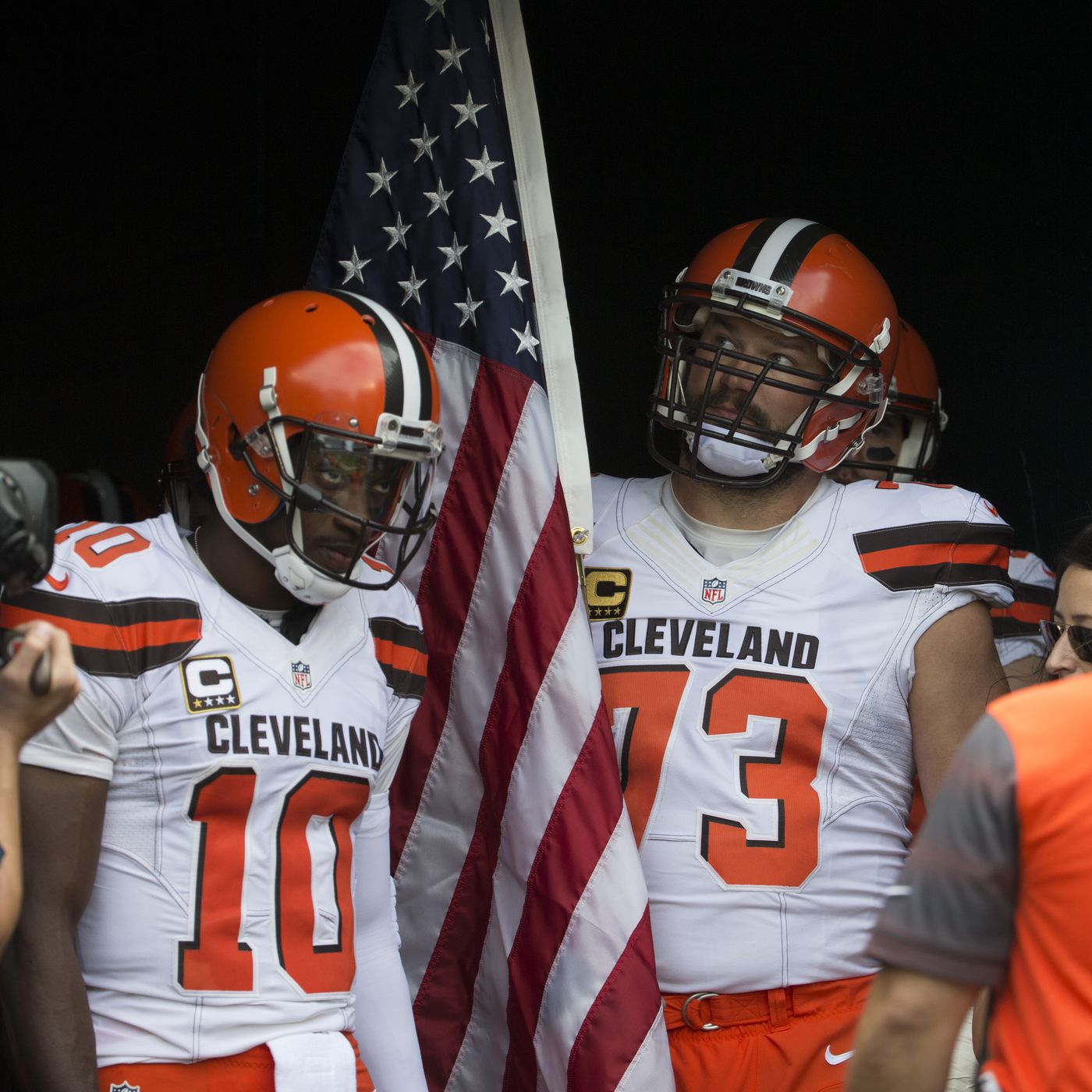 5134f052b Ranking the Top 25 Most Important Players on the Cleveland Browns ...