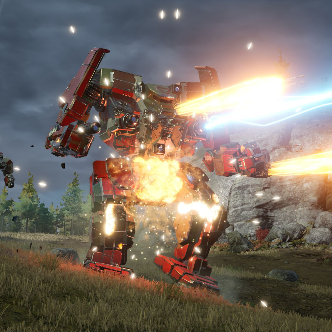 MechWarrior 5: Mercenaries review: a broken game saved by one button -  Polygon