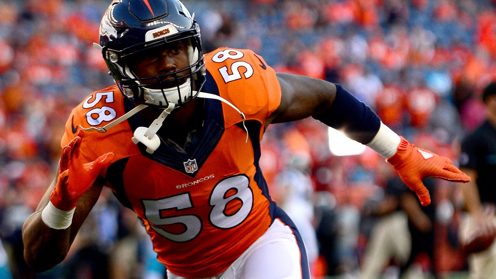 Von Miller aiming to be a game-changer in every matchup ...