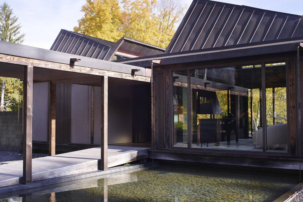 Sustainable home was designed for aging in place
