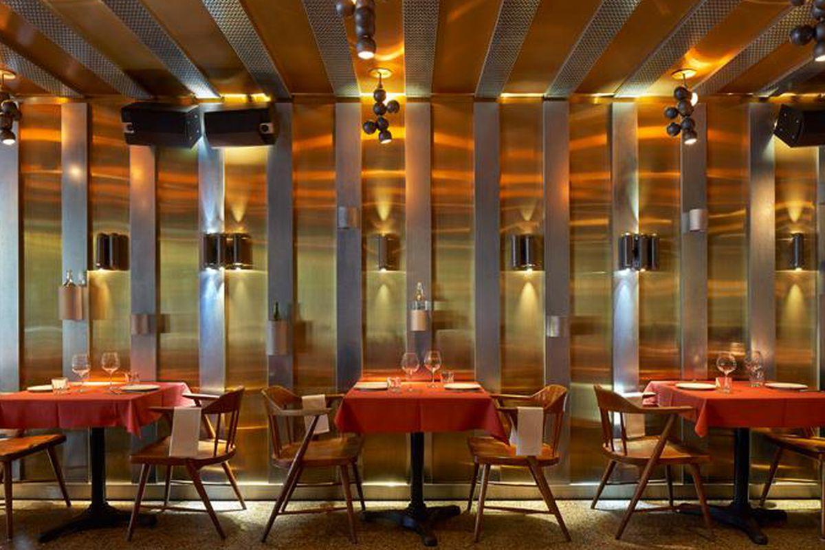 Inside Le Filet