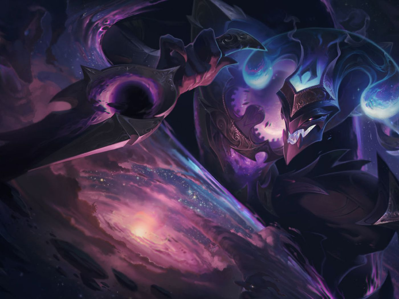 Dark Star Skins Shaco Karma And Jhin Arrive From Space The Rift