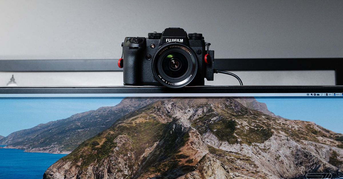 Fujifilm's webcam app supports more cameras today and macOS soon thumbnail