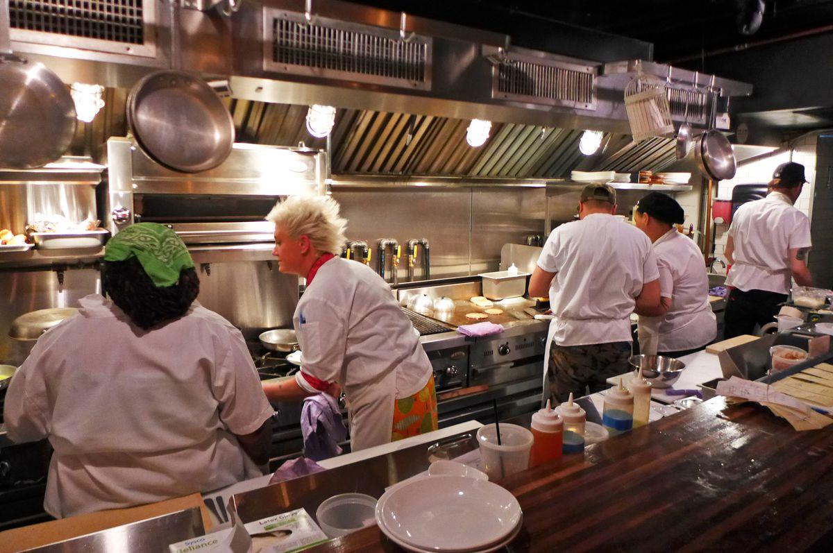 First Look Anne Burrell S New Brooklyn Restaurant Lacks A