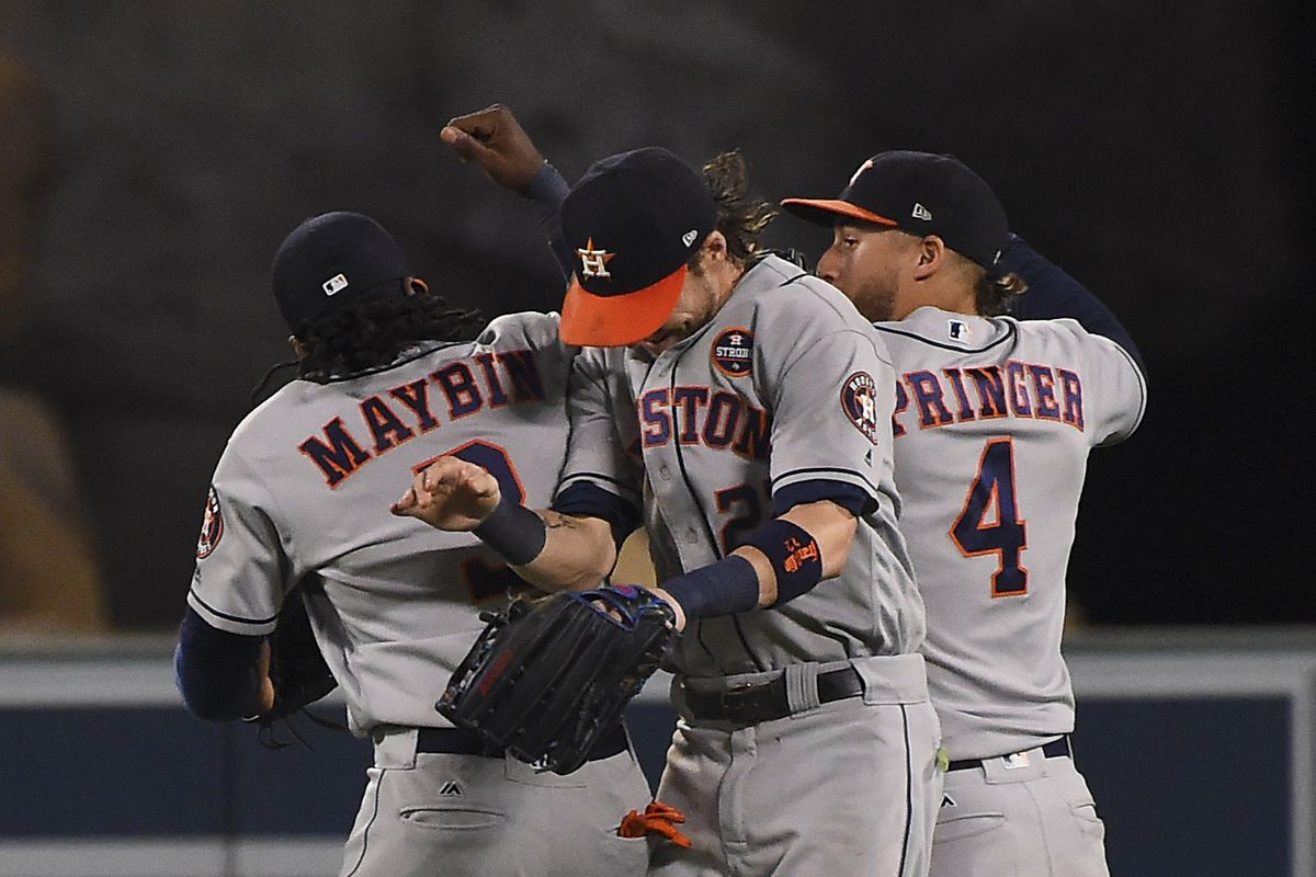 Astros 5, Angels 2: Magic number down to 3 with win - The Crawfish Boxes