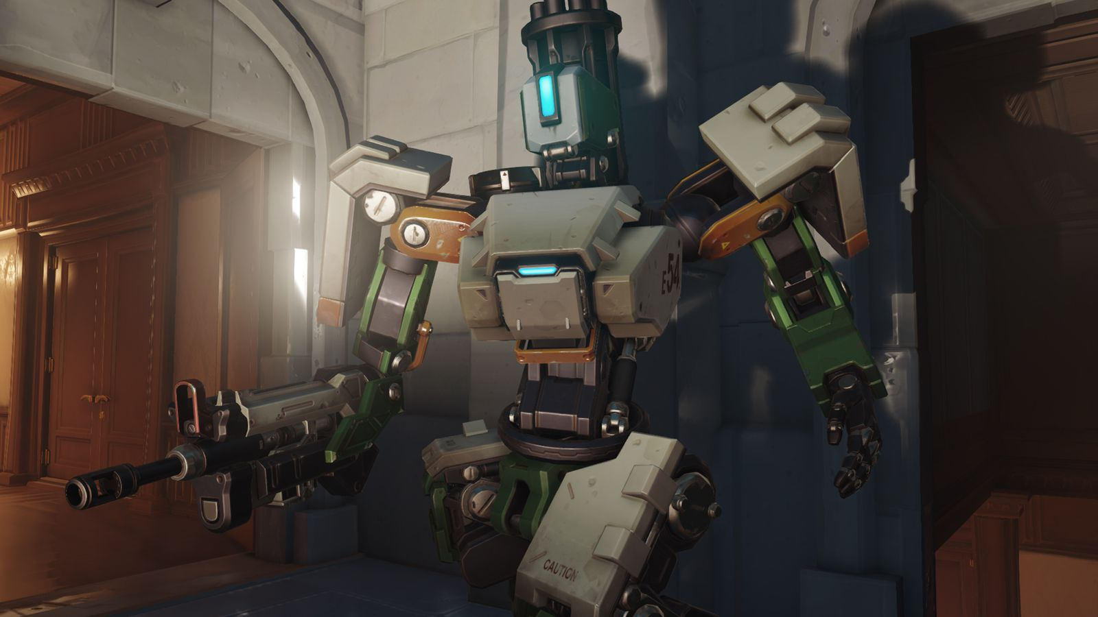 Big changes for Overwatch's Bastion are here - Polygon
