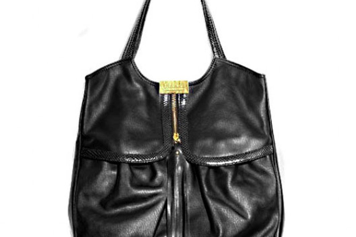 """Image via <a href=""""http://www.nitrolicious.com/blog/2009/10/07/jimmy-choo-for-hm-handbag-on-ebay/"""">Nitrolicious</a>"""