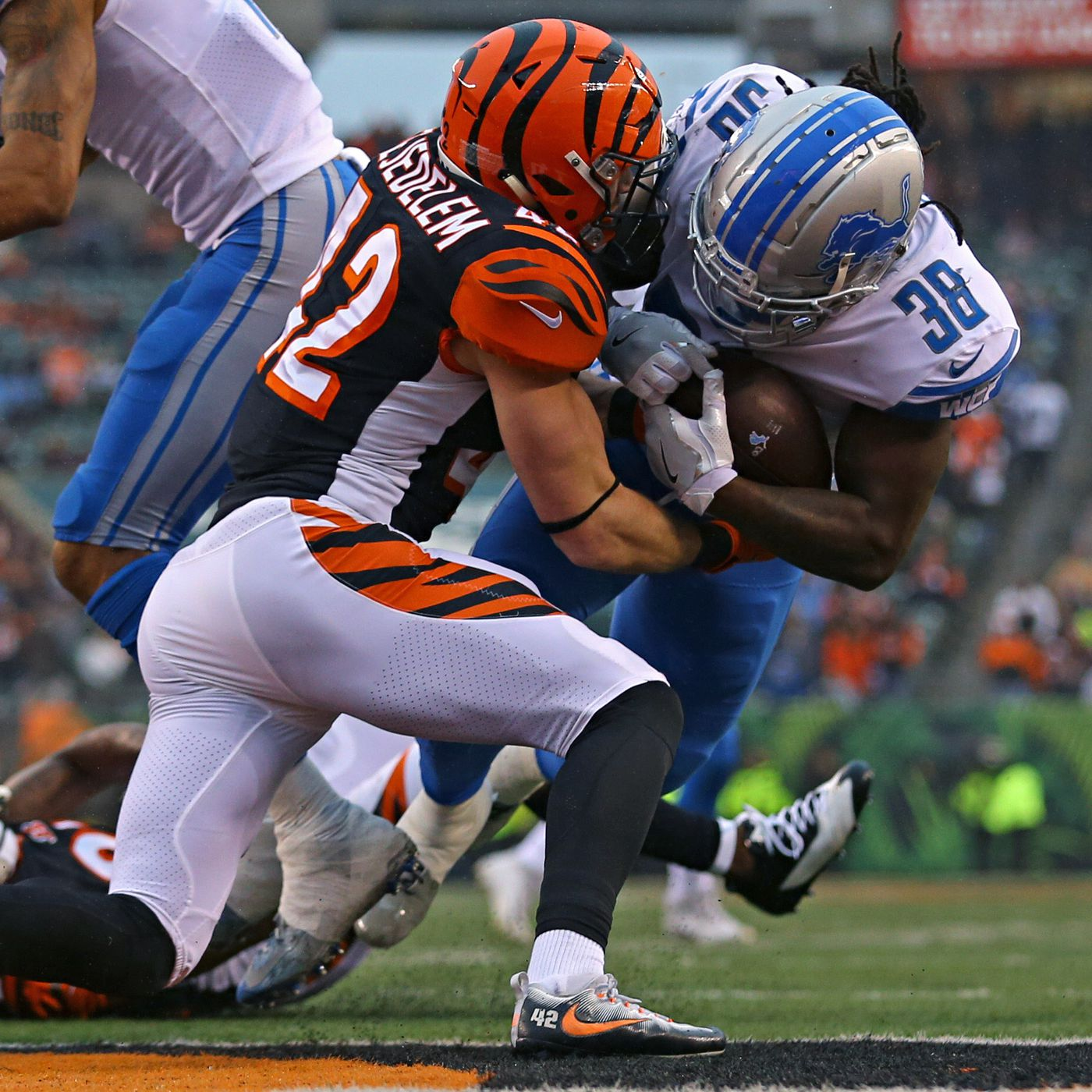 2017 Detroit Lions roster review: Is Tion Green poised for a bigger role or  none at all? - Pride Of Detroit