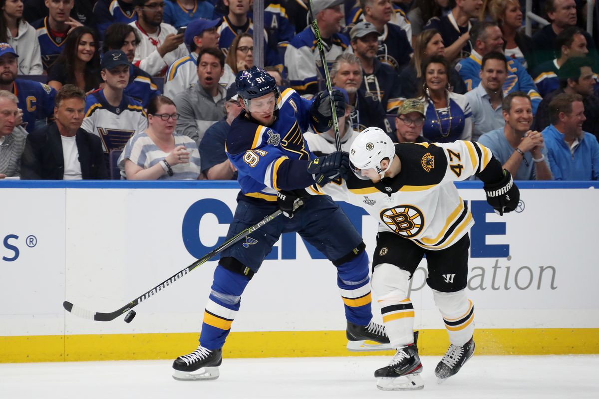 2019 NHL Stanley Cup Final - Game Three