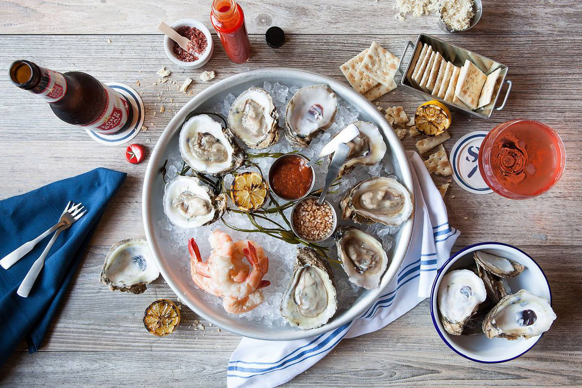 Oysters from Salt Traders