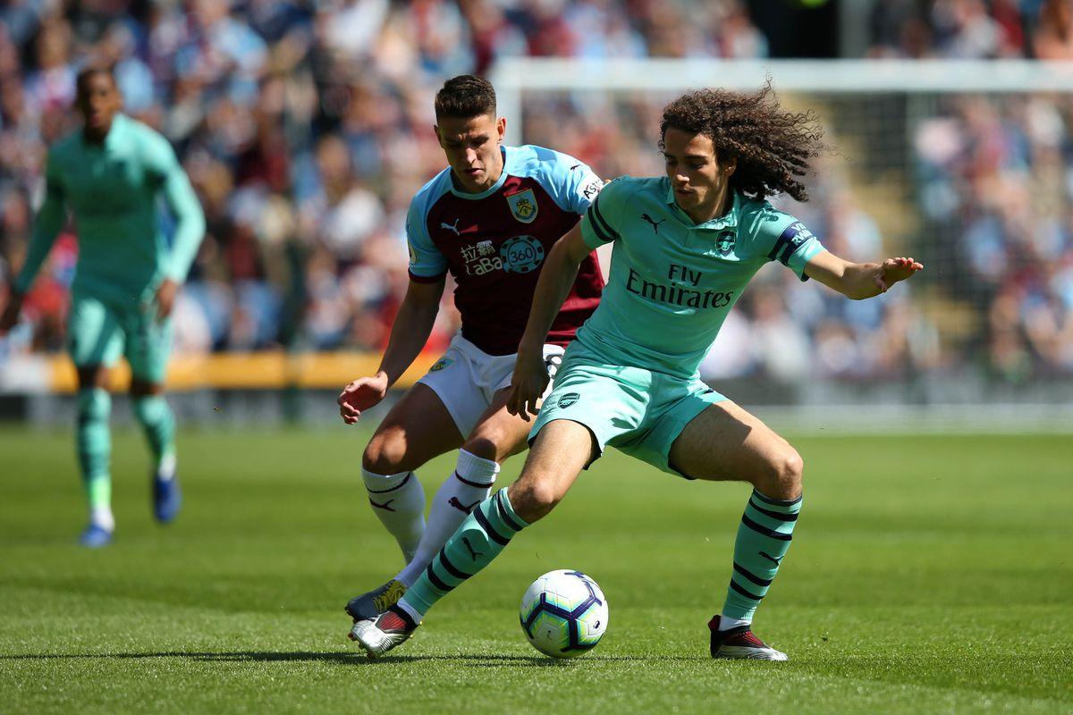 Burnley FC v Arsenal FC - Premier League