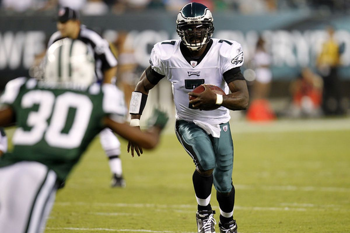 1606fd875 Eagles Free Agency 2014  Michael Vick Scheduled To Visit New York Jets