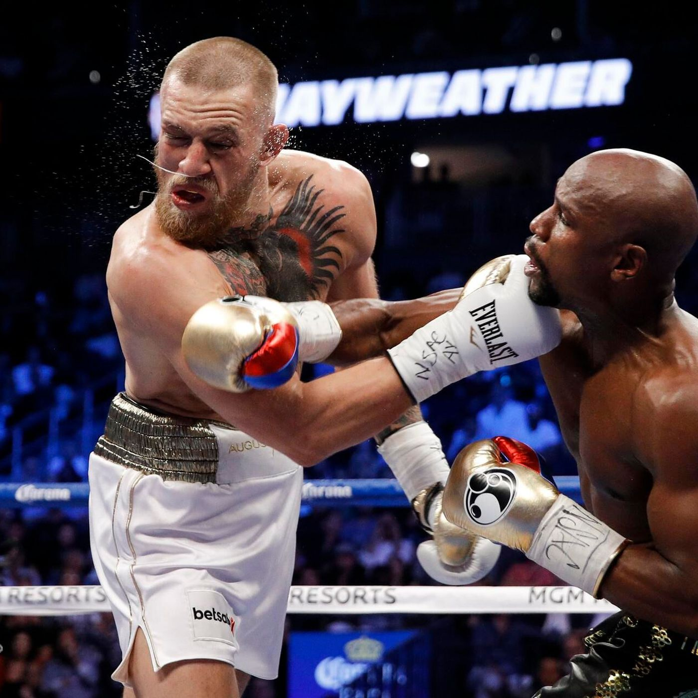 Pros React To Floyd Mayweather S Knockout Of Conor Mcgregor Mma