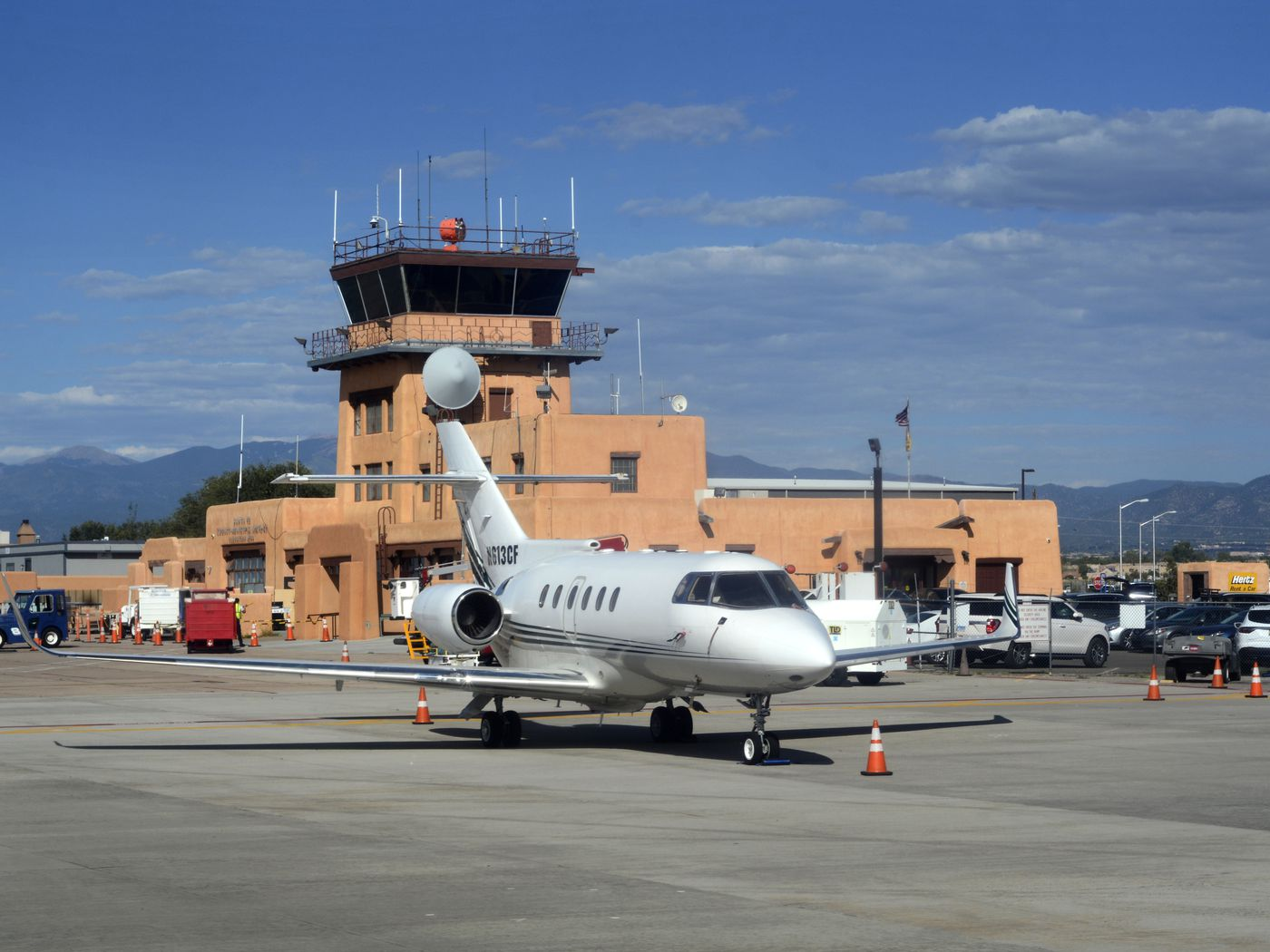 Regional airports provide air service and stimulate small-city