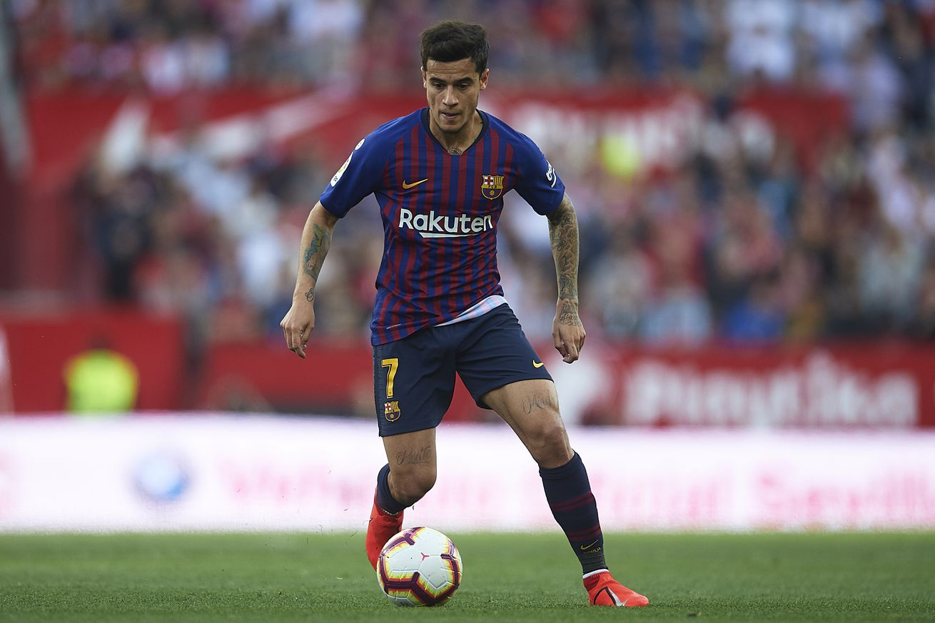 Liverpool executives ?hugged in euphoria? after selling Philippe Coutinho