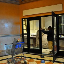 A sneak peek inside the future home of the second Bouchon Bakery.