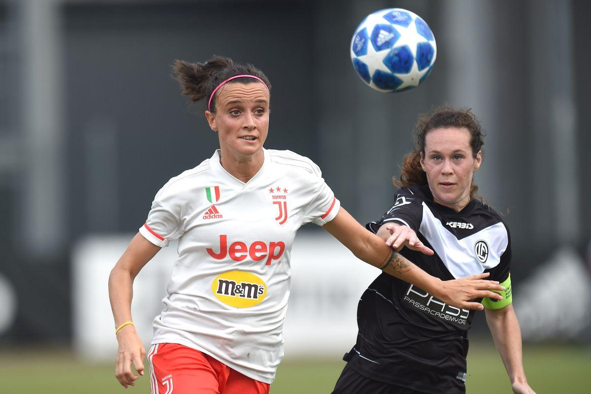 Juventus Women v Lugano - Pre-Season Friendly