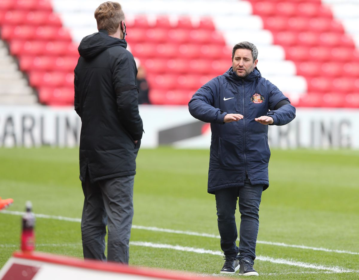 Sunderland v Charlton Athletic - Sky Bet League One