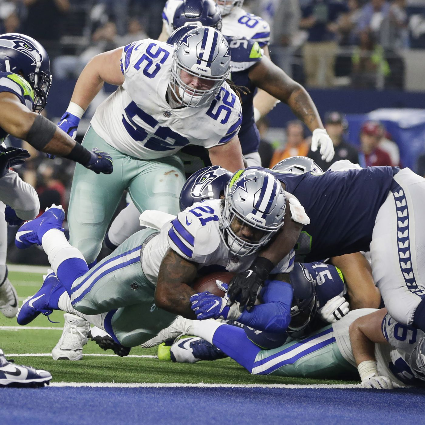 Seahawks At Cowboys 2019 Nfl Playoffs Final Score Seattle S Season Ends With 24 22 Loss To Dallas Field Gulls