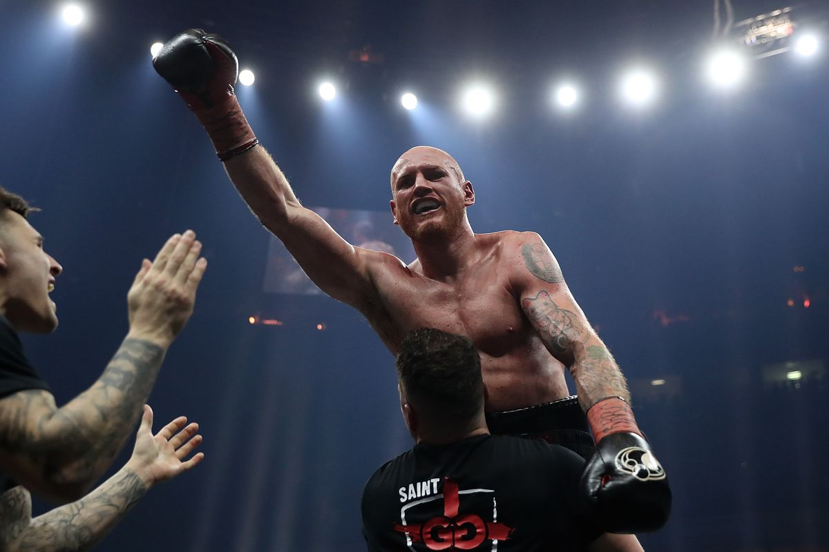 George Groves v Chris Eubank JR: Super Middleweight Semi-Final - World Boxing Super Series