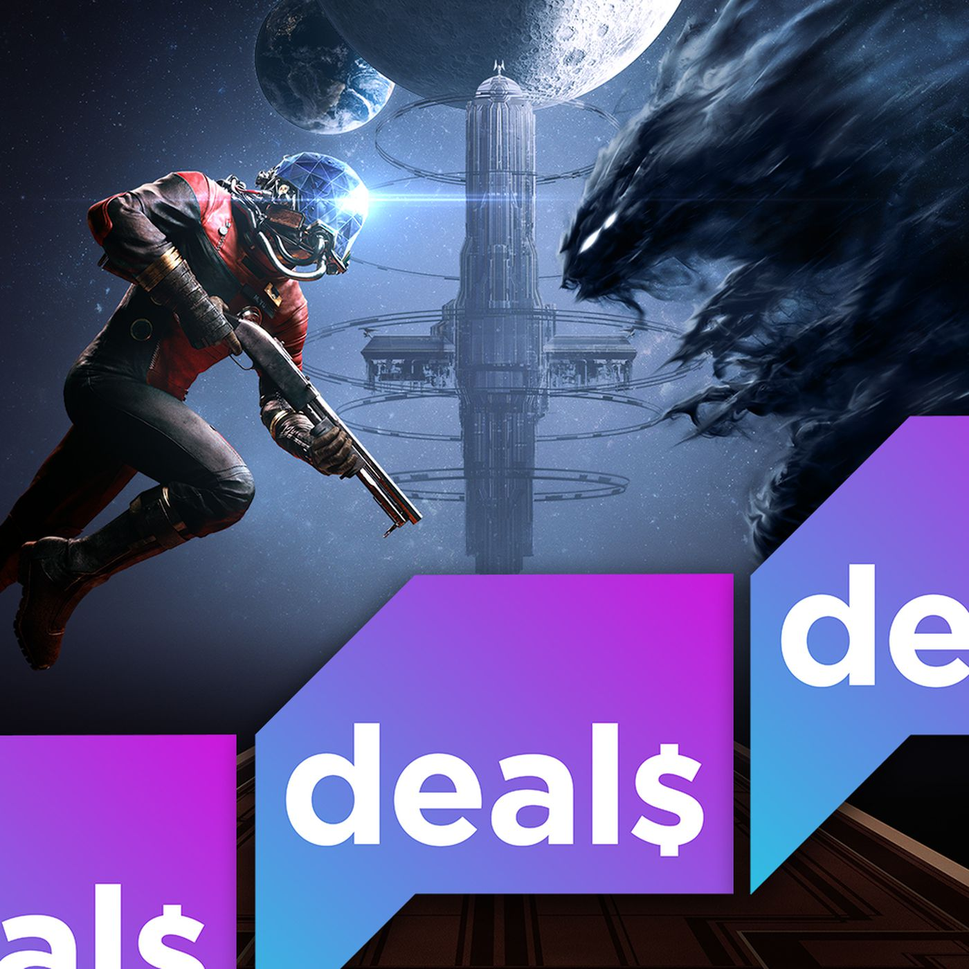 Xbox One S console discounts, $35 off Prey, and more of the