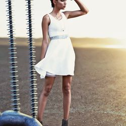 Leia dress, $69.50 (coming in December)