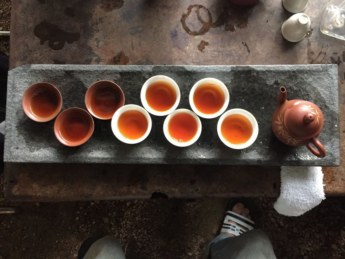 Teas from Guan Yin TeaHouse