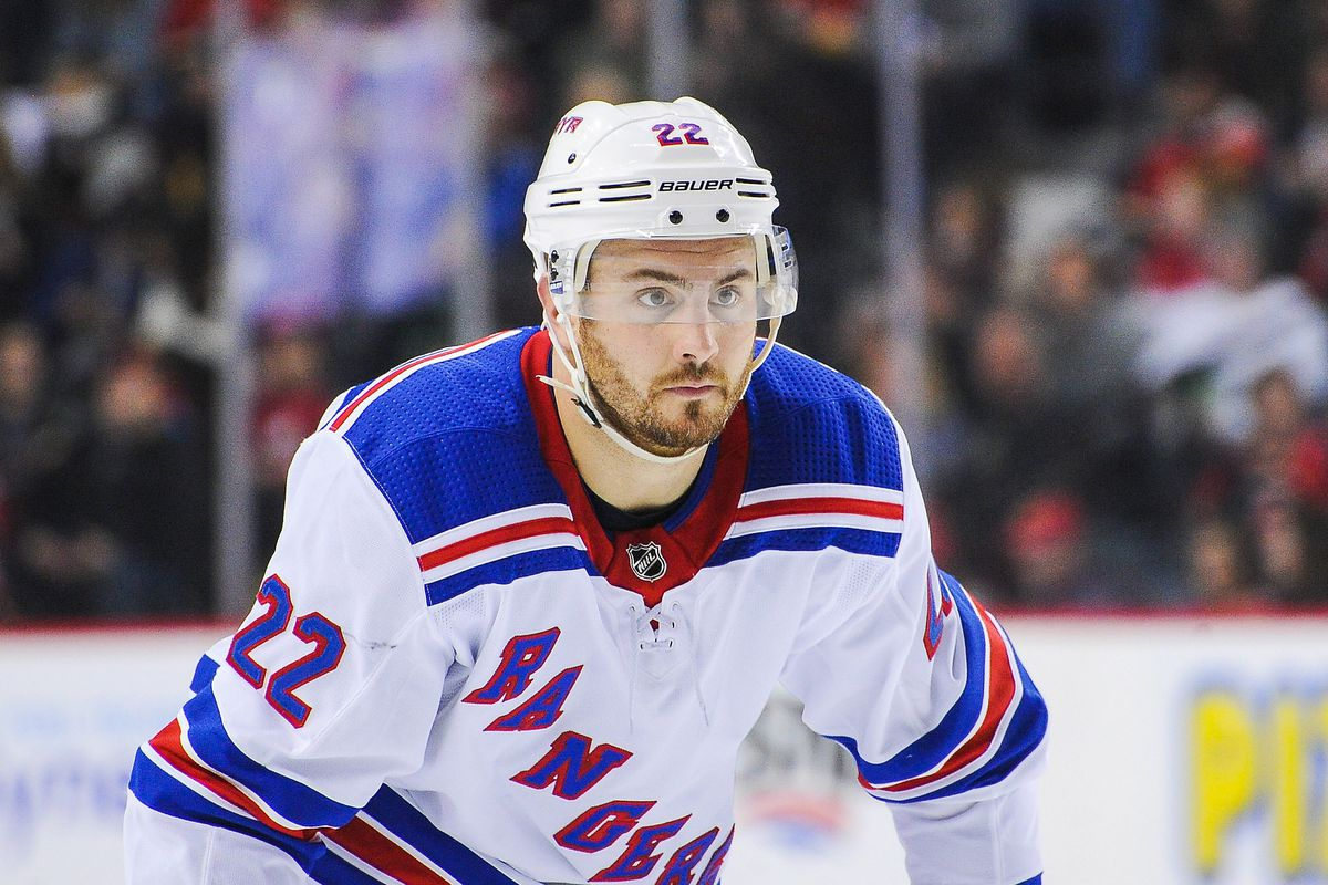 d5efd96e Kevin Shattenkirk Could Be Old Man Out on 'New Youth Rangers' Blue Line