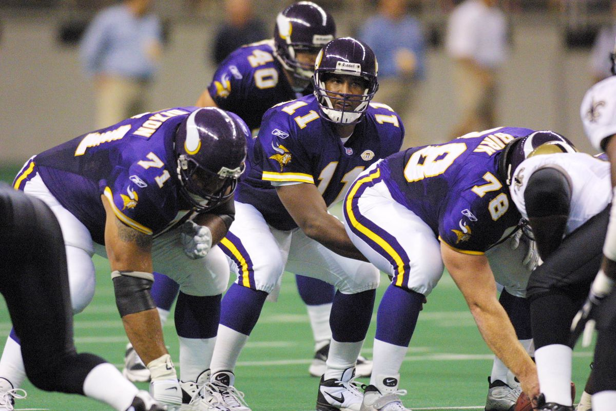 Vikings Saints