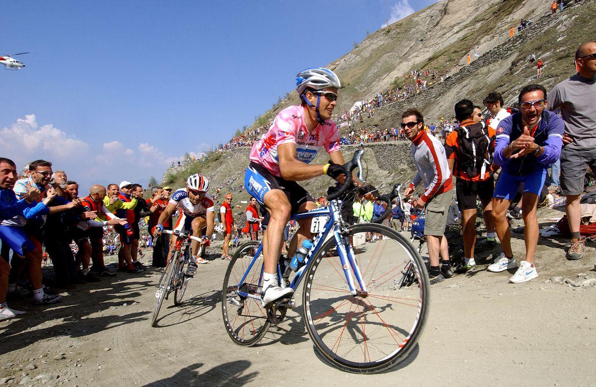 Ciclismo - Giro d'Italia - Etapa 19
