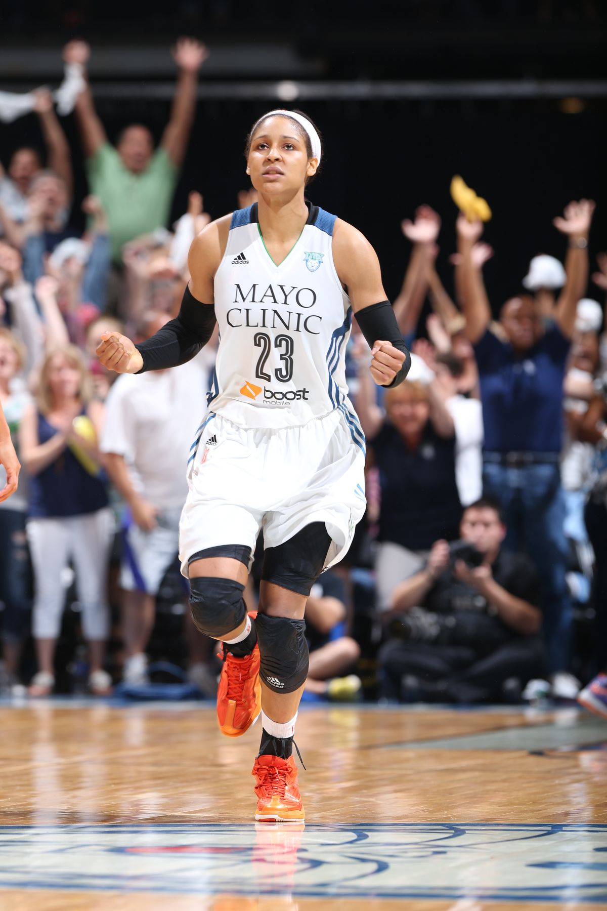 Phoenix Mercury v Minnesota Lynx - WNBA Western Conference Finals Game 2