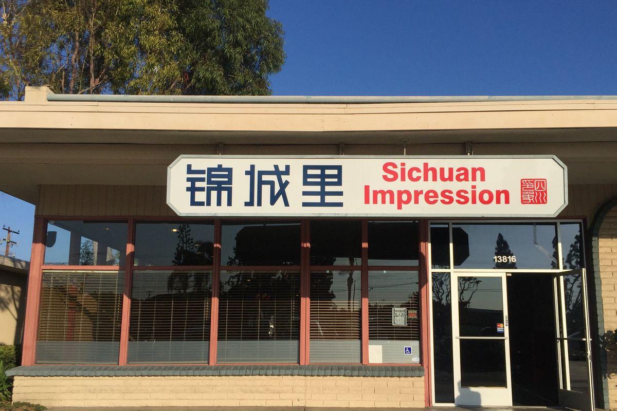 Sichuan Impression, Tustin