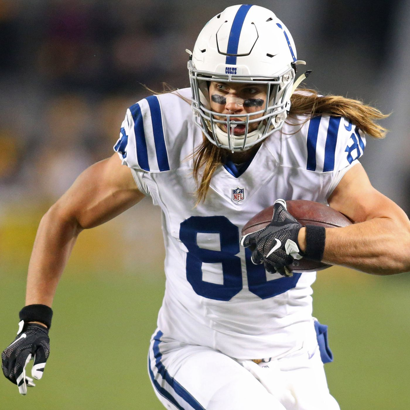 Coby Fleener signs 5-year deal with the Saints - SBNation.com