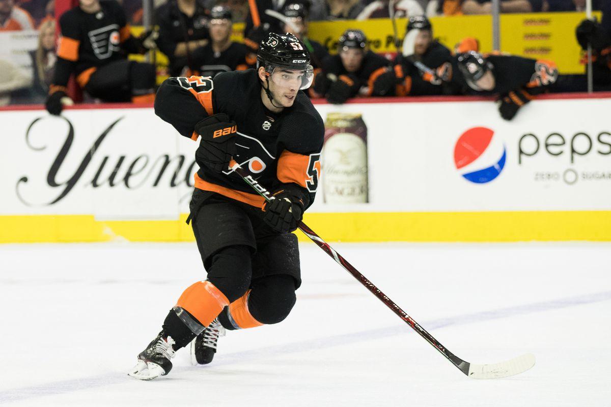 super popular 2fd47 ee742 Philadelphia Flyers on the trade block: Shayne Gostisbehere ...