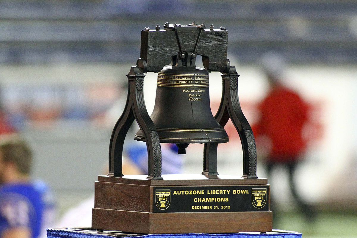 The Liberty Bowl is a no-go for The American